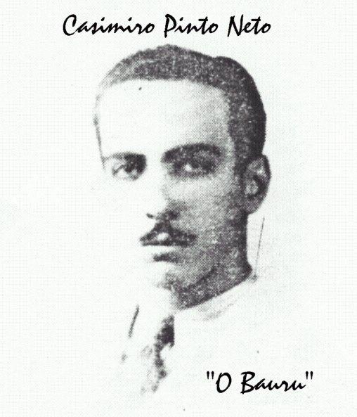 Casimiro Pinto Neto, O Bauru