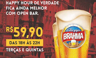Open Bar de Chopp